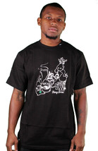 LRG Black Bong Bros T-Shirt image 2