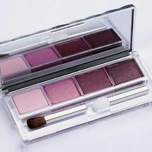 Clinique Colour Surge Eyeshadow Quad in Black Tie Violets - u/b - $29.98