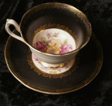 ROYAL ALBERT BONE CHINA TEA CUP SAUCER EXQUISITE - $82.07