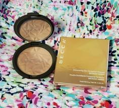 Becca Shimmering Skin Perfector Pressed  ~ Bronzed Amber ~ 8 g / 0.28 oz BNIB - $17.00