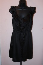 Woman's Misses Little Black Dress Sleeveless XXI Essentials Medium Forev... - $4.99