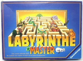 Ravensburger Master Labyrinth Game Race For Magic In A Shifting Maze Fre... - $20.56