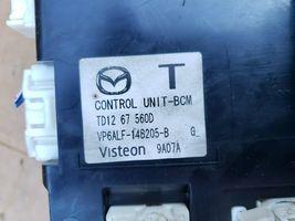 Mazda CX-9 Body Control Module VP6ALF-14B205-B, TD12-67-560D image 3