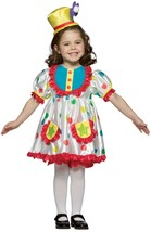 Girl's 3-4T /NWT Colorful Clown Costume by Rasta Imposter™ - $32.49