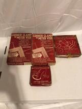 Lot of 4 Craftsman Vintage Miter Vise and Saw Blade Stabilizers in Origi... - $19.24