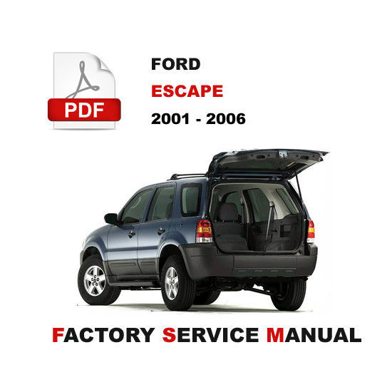 2003 ford mustang service manual pdf