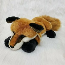 """19"""" Aurora Sly Red Fox Hand Puppet Plush Furry Full Size Brown 06334  B200 - $19.97"""