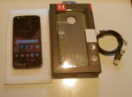 Lunar Unlocked 32gb Verizon Moto Z2 Play w Warranty  & More! (Mint) - $279.99
