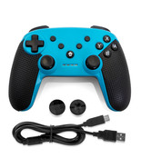 Gamefitz Wireless Controller for the Nintendo Switch in Blue - $50.67