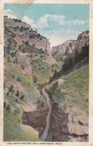 The Amphitheatre Williams Canon Colorado CO Tennessee Pass 1922 Postcard... - $2.99