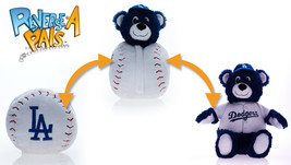 MLB Los Angeles - LA Dodgers Plush Mascot Reversible Unisex Stuffed Animal - $20.99