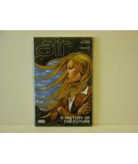 AIR - A HISTORY OF THE FUTURE - VERTIGO COMICS - FREE SHIPPING - $10.40