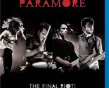 Paramore: The Final Riot! Blu-ray Region A BLU-RAY/WS NEW SEALED