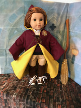 Wizard sport cape outfit for 18 inch, American girl doll, Our Generation - $130.00