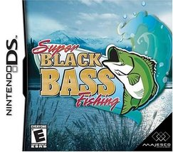 Super Black Bass Fishing - Nintendo DS [video game] - $4.99