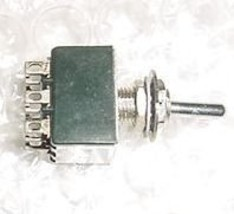 JMT321 EATON Toggle switch JMT-321 5A 125vac nos 3 Position (on-off-on) 9 ter - $12.47
