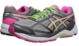 Asics Gel Foundation 12 US Size 9.5 M (B) 41.5 Women's Running Shoes Grey T5H5N