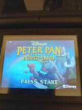 Nintendo Game Boy Advance GBA Disney's Peter Pan: Return To Neverland image 1