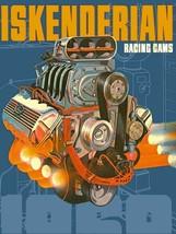 Ed Iskenderian Isky Racing Cams Metal Sign - $30.00
