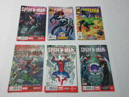 12 Superior Spider-man/Peter Parker Marvel comic books:Venom/1999/2000/2013/2014 - $29.99