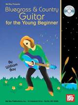 Bluegrass & Country Guitar For The Young Beginn... - $12.95