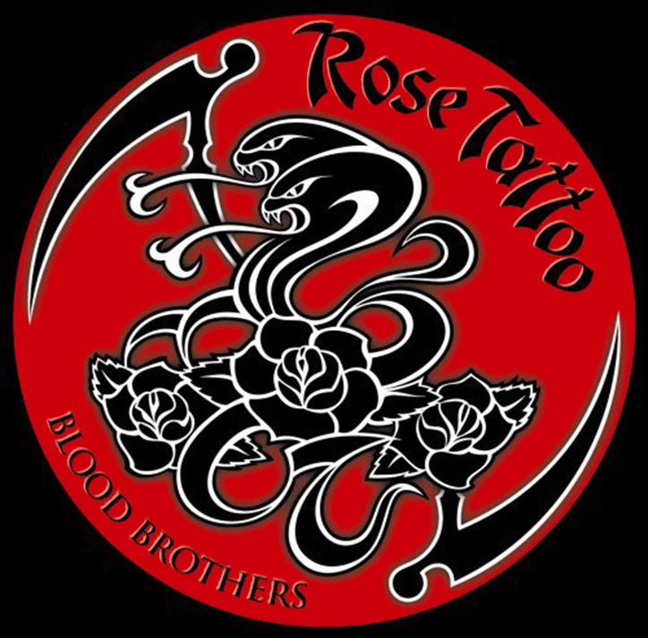Primary image for Blood Brothers by Rose Tattoo CD-R (Non-Record Label)