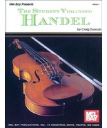 The Student Violinist:Handel - $8.95
