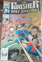 """MARVEL COMIC-""""THE PUNISHER""""-WAR JOURNAL-#22-GREAT COMICBOOK FOR COLLECTO... - $1.78"""