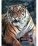 Springbok 500pc. Puzzle-Tiger, Tiger, Burning Bright! by Springbok - $11.88