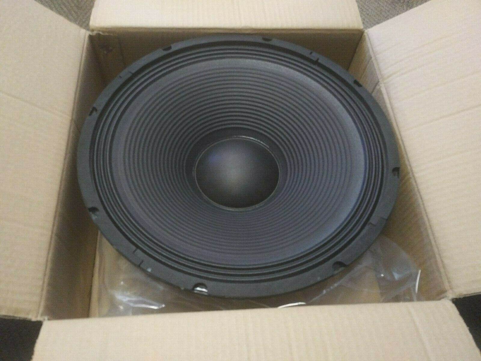 "Pair of (2)Technical Pro PW15R 15"" 1500W PA/DJ Replacement Woofer"