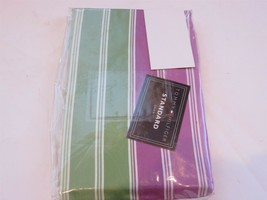 1 Tommy Hilfiger Stephanie Stripe Standard sham NIP - $15.33
