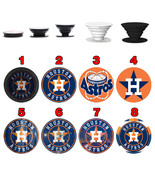 Pop up Phone Holder Expanding Stand Finger Grip Mount Houston Astros - $11.99
