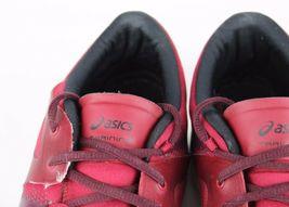 Asics Gel Passform Vida Damen Schuhe Rot Laufen Training Sneakers Schnürsenkel image 9