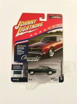 Johnny Lightning 1967 Chevy Camaro Z28 Metal Diecast Rubber Tires SAME-D... - $11.90
