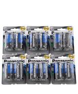 Panasonic Batteries D 2-Pack Super Heavy Duty Batteries 6 ct   - $14.55