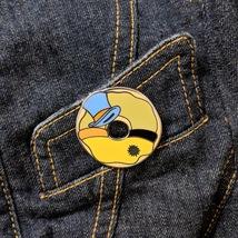 Jiminy Cricket Donut. Pinocchio Disney licensed pin - $5.00