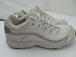 Easy Spirit Sercadrun-J White Sneakers Women's Shoes Size 9.5 M - $15.83