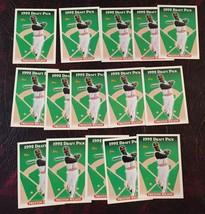1992 (15)  PRESTON WILSON TOPPS ROOKIE CARDS #132 - $4.95