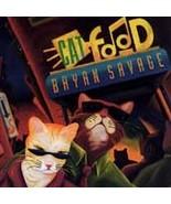 Cat Food by Bryan Savage CD 1996 Elation Artists - $12.90