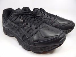 Asics Gel - 190 TR Men's Running Shoes Size US 7.5 M (D) EU 40.5 Black S523L