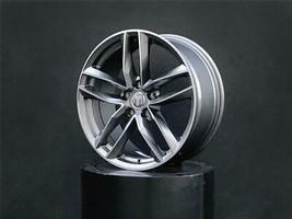 "Audi Style 19 "" Wheel Gunmetal/Machined Face Wrong SPEC11 - $811.79"