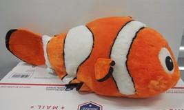 "Disney Store Exclusive Finding Nemo 16"" Nemo plush toy Rare - $14.03"