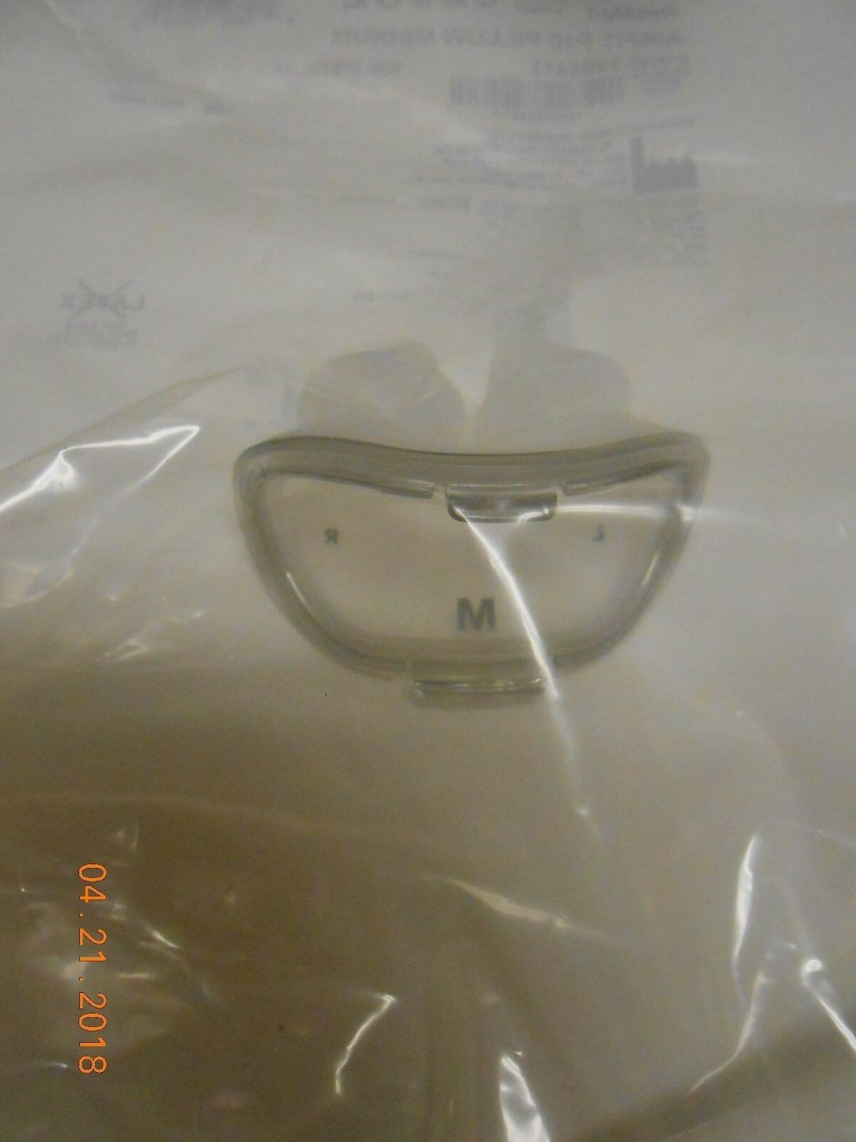 Sealed ResMed airfit P10 medium size pillow 62932 Cpap supplies No RX needed NEW - $15.83