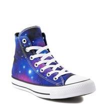 NEW Converse Chuck Taylor All Star Hi Sneaker Galaxy Womens High - $129.95