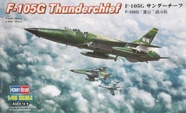 Hobby Boss 80333 1/48 F-105G Thunderchief - $49.01