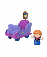 Fisher-Price Little People Frozen Anna Parade Float - $29.31