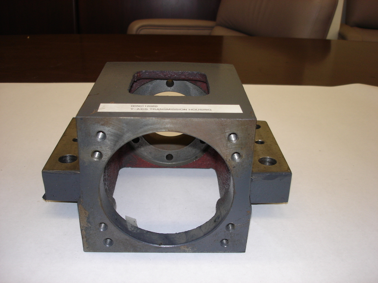 Primary image for Leadwell V-25 Y-Axis Transmission Housing 0050112020