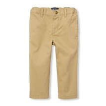 The Children's Place Baby Boys' Chino Pants (4T|Flax 7643) - $17.95