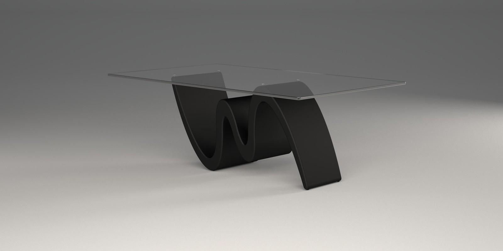Tavolino da salotto moderno Morfeo 80C-35