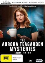 The Aurora Teagarden Mysteries - 3 Film Collection Two Last Scene Alive/... - $34.28